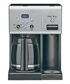 Take a look at this Cuisinart Hot Water System 12-Cup Programmable Coffeemaker by Cuisinart on #zulily today!