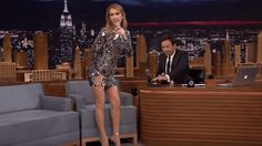 Celine Dion does a fantastic Rihanna impression on 'Tonight Show.'   Celebrities   Someecards