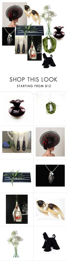 """""""Great Gifts"""" by inspiredbyten ❤ liked on Polyvore featuring Hatbox and vintage"""