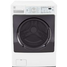 Kenmore Elite 4.0 cu. ft. Front-Load Steam Washer - White.  Sweethome.com rated it #1.  $969.99 @ Sears.