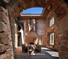 Neues Leben in alten Mauern - Bauen mit Backstein