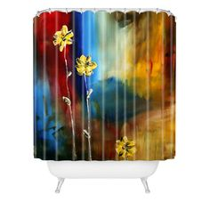 Madart Inc. Soft Touch Shower Curtain Standard --- lots of good stuff from this artist