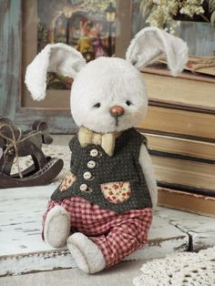 Sanya by Yulia Gula Teddy Toys, Sanya, Cute Teddy Bears, Big Bear, Very Lovely, Cute Bunny, Adoption, Bows, Shopping