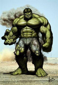 Hulk Concept Art | flammezink's Profile Picture