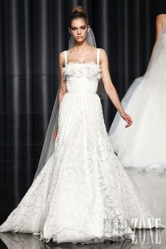 Elie by Elie Saab - Bridal - 2012 collection - http://en.flip-zone.com/fashion/bridal/couture/elie-by-elie-saab