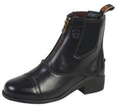 Ariat Kids Devon III Zip Paddock Boot