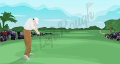 Turn your 3 Wood Into a Secret Weapon - The Left Rough Golf Swing Takeaway, Golf Swing Speed, Perfect Golf, Perfect 10, Woods Golf, Club Face, Golf Tips For Beginners, Big Muscles, Golf Lessons