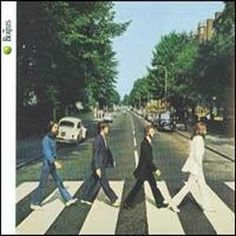 Abbey Road [Collector's Crate Black] by The Beatles cover