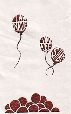 Baloons by Molly Rhoda