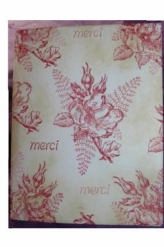 French Plate by asweetjewel - Cards and Paper Crafts at Splitcoaststampers