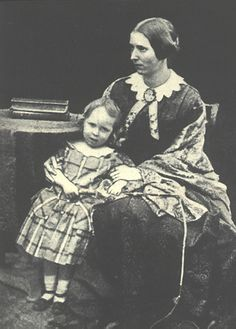 """Stevenson with his mother    As a child, Stevenson was known affectionately as """"Smout,"""" a Scots word for a young fish. Like his mother and maternal grandfather, he suffered from sometimes debilitating lung ailments, which, later in life, would force him to seek out ever-healthier climates in ever-more exotic locales."""