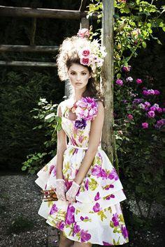 Pretty Garden P.A.R.T.Y.