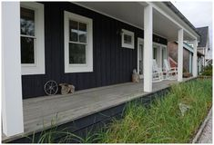 outside dark house colors - Google Search