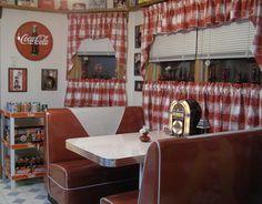 50s diner decor - Bing Images