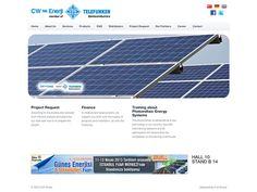 CW-Eneji websitesi Full Group tarafından geliştirildi.