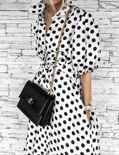 Le parfait look noir et blanc #97 (photo Figtny)