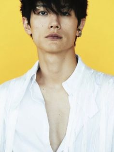 Haruma Miura, Face Study, Japanese Men, Character Modeling, Asian Actors, Drama, Long Ponytails, Drawing People, Boyfriend Material