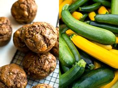 Zucchini and Apricot Muffins — Recipes for Health - NYTimes.com