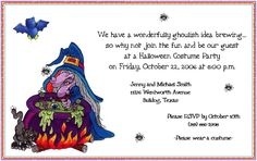 17 Best Happy Halloween Invitation Wordings For Parties Office