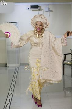 Latest Gele and Turban Styles 2018 and African appearance African Dresses For Women, African Attire, African Wear, African Fashion Dresses, African Women, Fashion Outfits, African Outfits, Fashion Ideas, Women's Fashion