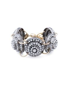 The Spiral Galaxy Bracelet by JewelMint.com, $29.99