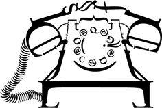 Garamond phone