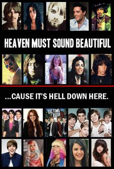 Music In Heaven
