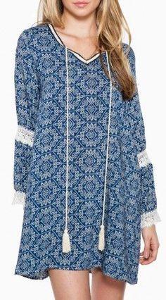 Danni Tunic Dress