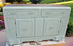 Painting Furniture with American Paint Company Chalk and Clay Paint