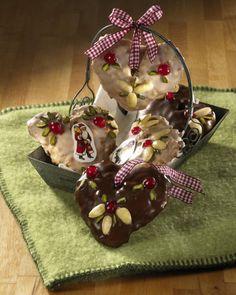 Unser beliebtes Rezept für Lebkuchen-Herzen und mehr als 55.000 weitere kostenlose Rezepte auf LECKER.de.