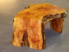 Waterfall Burl Maple Coffee Table by SlabArt on Etsy, $3000.00