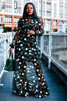 The Perfect Christmas Outfit. Frilancy looks absolutely stunning in this floral maxi dress. Can't forget to mention her fabulous red heels. Red Heels, Aldo, Just Fab, DSW, Christmas Outfit, Floral Maxi Dress, Holiday Party Dress, Party Dress, Christmas Party Outfit, Christmas Looks, Fenty Beauty, Rihanna, Makeup, Red Lipstick, Christmas Dress, Black Hairstyles Holiday Party Dresses, Dress Party, Rihanna Makeup, Christmas Makeup, Online Clothing Boutiques, Red Heels, Black Hairstyles, Floral Maxi Dress, Absolutely Stunning