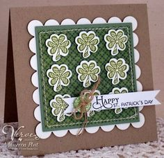 Happy St. Patrick's Day  http://create.northridgepublishing.com/st-patrics-day-cards-challenge-gallery/
