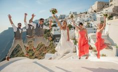 from real wedding in #Santorini see more at.... http://photographergreece.com/en/photography/wedding-stories/689-intimate-destination-wedding-in-santorini