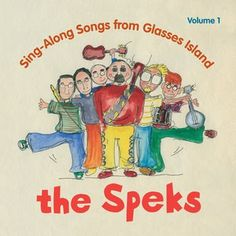 Fantastic children's music from Ireland!  The Speks are so talented, and their music is perfect anytime of year - especially on March 17th :)