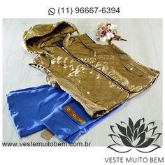 Conquiste os melhores momentos  Colete de Nylon Forrado com Capuz R$ 15500  Calça Jeans Flare R$ 9200 #vestemuitobem #moda #modafeminina #modaparameninas #estilo #roupas #lookdodia #like4like #roupasfemininas #tendência #beleza #bonita #gata #linda #elegant #elegance