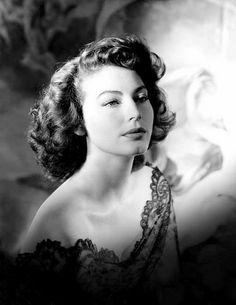 We Had Faces Then — Ava Gardner, 1948