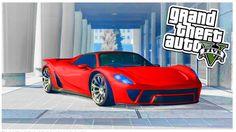GTA 5 Online: NEW FASTEST CAR IN GTA!!! GTA 5 Funny Moments (GTA 5 Gamep...
