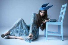 Demure Fairytale Fashions. The Maciej Bernas Papermint Editorial Plays Dress-Up
