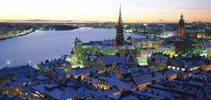 Sweden. Gramma was a svenska flicka :)