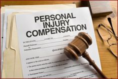 Personal injury law protects a seriously injured person get the right compensation due to someone's negligence. There are various types of injuries which an injured person can file a claim. It is best advised to seek a personal injury lawyer's opinion before filing a case to give you a better insight about your situation. Torts Law, Lawyers, Beach Signs Wooden, Cash Advance, Chicago