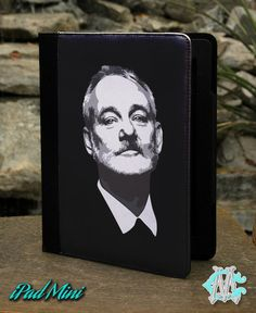 Bill Murray iPad Mini Case by CustomizeMeAz on Etsy, $30.00