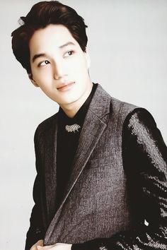 EXO | EXO-K | Kim Jong In ❤ (kai)