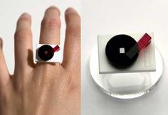 turntable ring by plastique