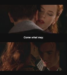 Come what may ... I will love you until my dying day