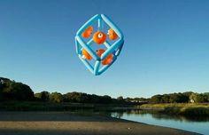 Janice Lee Kelly, Balloon Sculptures, Float, RISD alum, balloon installations…
