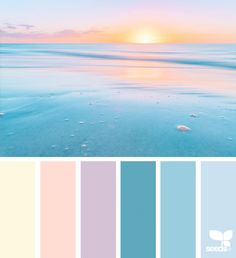 Your daily dose of inspiration ... for all who love color.