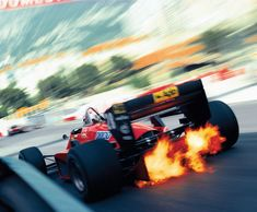 Aryton Senna's car ( McLaren ) '88