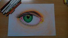 Pastelky oko