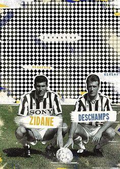 Zidane  & deschamps